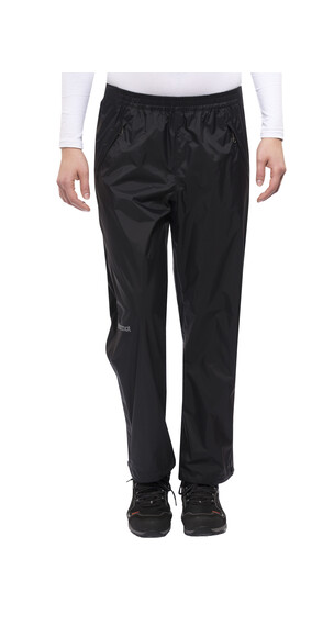 Marmot PreCip lange broek Dames Short zwart